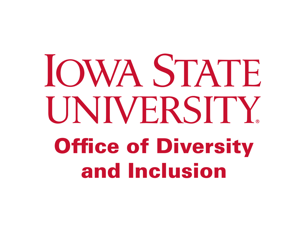 Logo of Iowa State University Office of Diversity and Inclusion.