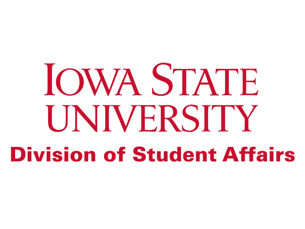 Logo of Iowa State University Division of Student Affairs.